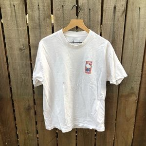 Vintage Girl Skateboards Hello Kitty Collab Shirt